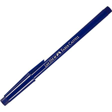 Lapicero Lux 034 Azul x 1 Unidad
