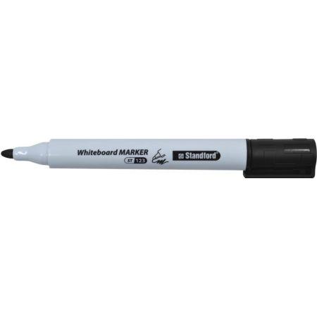 Plumón para Pizarra Whiteboard Marker 123 Negro Blister x 1 Unidad