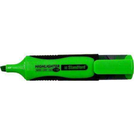 Resaltador Highlighter ST-48 Verde Blister x 1 Unidad