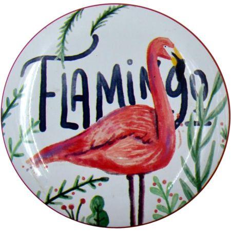 Lata de Metal Flamenco PA-4341