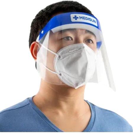 Protector Facial de Plástico Standard x 1 Unidad