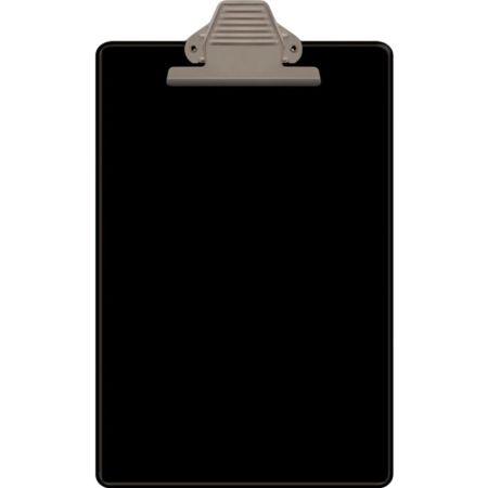 Tablero de Plástico Oficio Negro