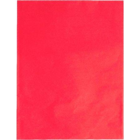 Papel Seda Rojo Blister x 5 Pliegos