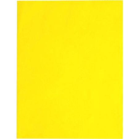 Papel Seda Amarillo Blister x 5 Pliegos