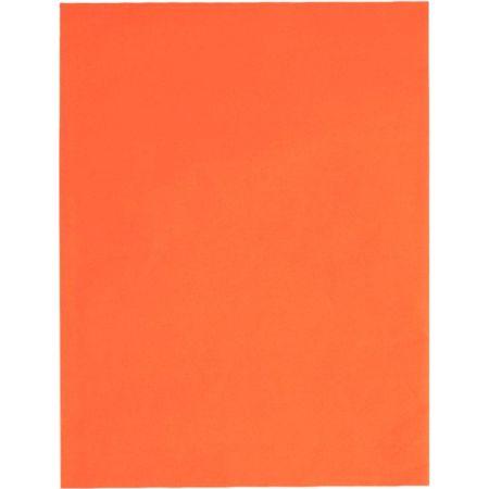 Papel Seda Naranja Blister x 5 Pliegos