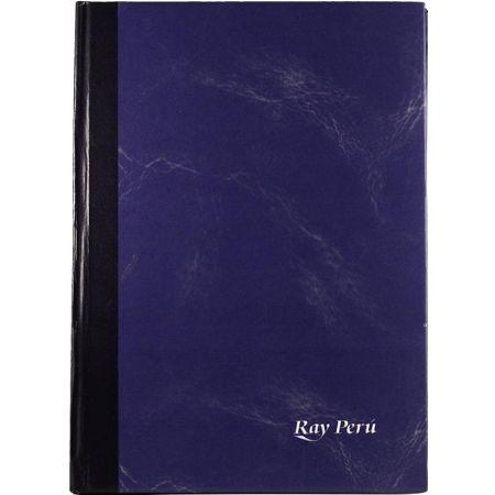 Cuaderno Empastado Cuadriculado A5 x 200 Hojas