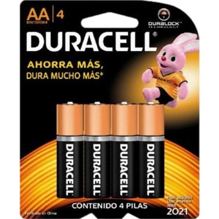 Pilas AA - Chicas 1500 Blister x 4 Unidades
