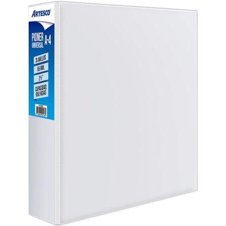 Pioner Universal A4 65mm 3 Anillos Blanco