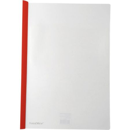 Folder Prentación A4 Rojo Bolsa x 5 Unidades