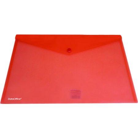 Sobre Porta Documentos Oficio Rojo con Broche