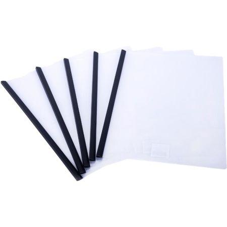 Folder Prentación A4 Negro Bolsa x 5 Unidades