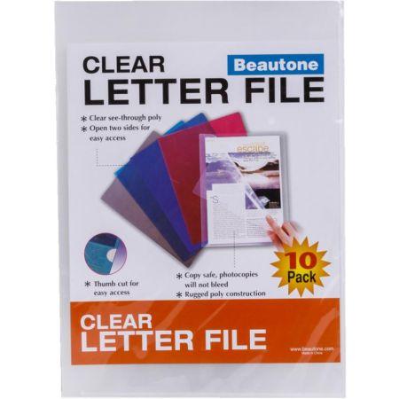 Folder A4 Cristal