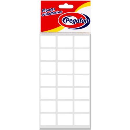 Etiquetas 25 x 19 mm Blanco