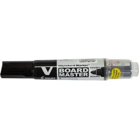 Plumón para Pizarra V- Board Master WBMA Negro x 1 Unidad