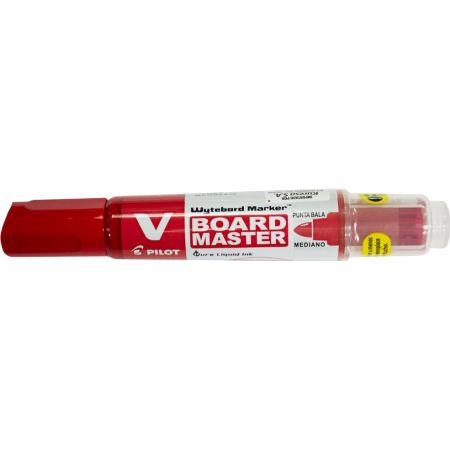 Plumón para Pizarra V- Board Master WBMA Rojo x 1 Unidad