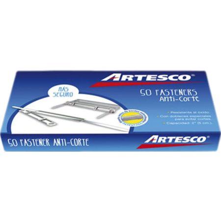 Fastener Metálico Anticorte Caja x 50 Unidades