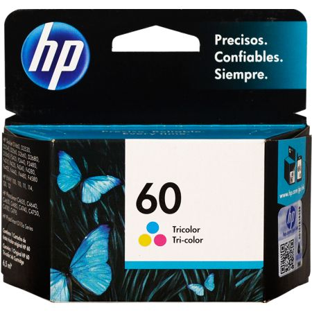 Tinta para Impresora en Cartucho 60 Tricolor