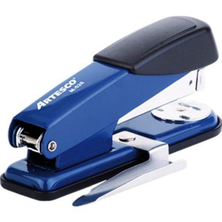 Engrapador M-526 de Metal con Sacagrapas Azul