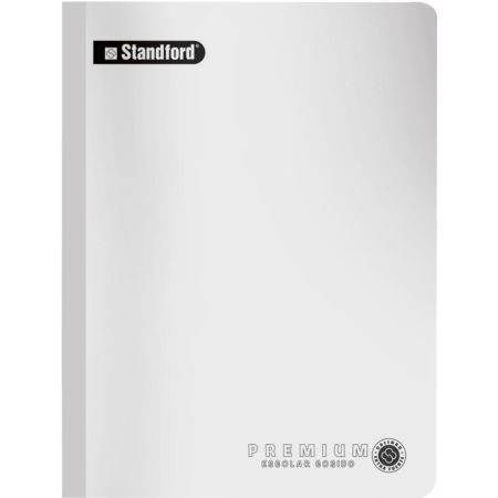 Cuaderno Premium Escolar Triple Renglón A4 Cosido x 92 Hojas