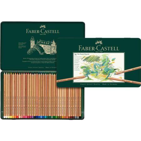 Colores Pitt Pastel Caja x 36 Unidades