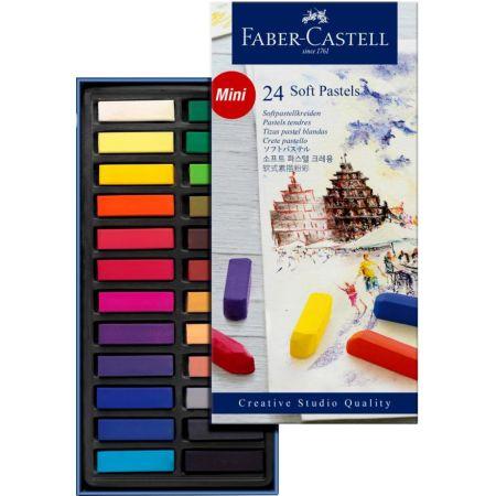 Tiza Pastel Creative Studio Mini Caja x 24 Unidades