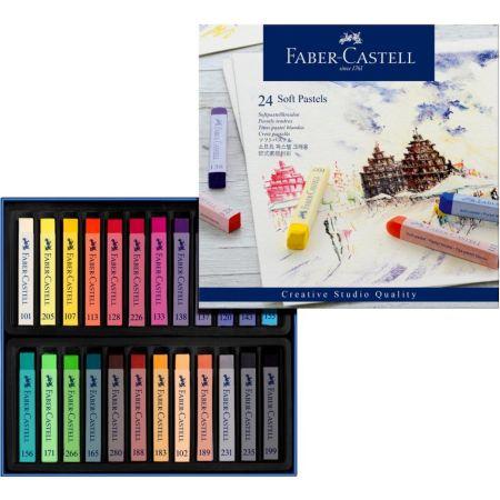 Tiza Pastel Creative Studio Caja x 24 Unidades