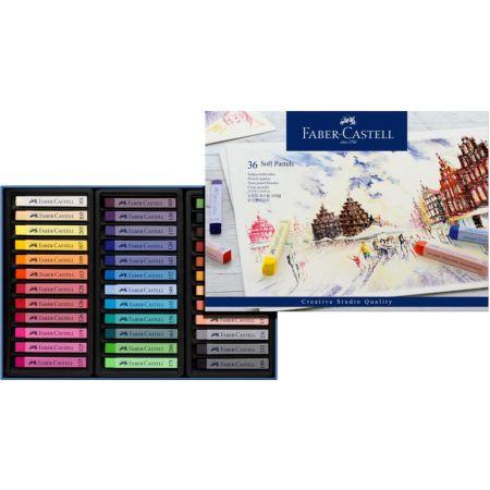 Tiza Pastel Creative Studio Caja x 36 Unidades