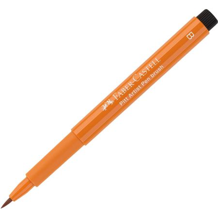 Rotulador Pitt Artist Pen Brush 186 Terracota