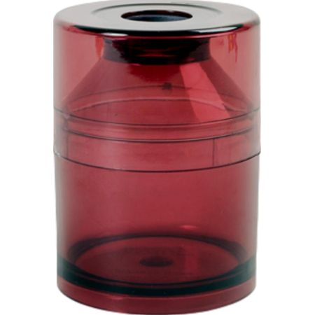 Portaclips Redondo de Plástico Topacio