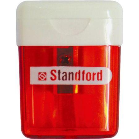 Tajador de Plástico 1 Orificio con Depósito Blister x 2 Unidad