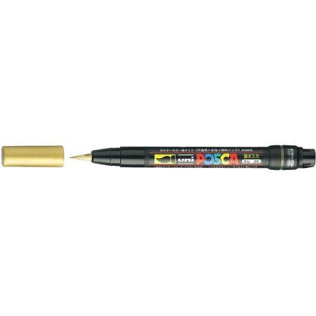 Plumón Indeleble PCF-350 0.1 - 10 mm Dorado