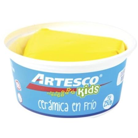 Cerámica En Frío Amarillo x 250 g