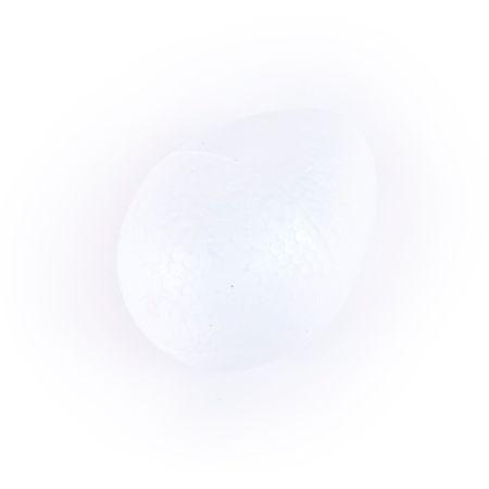 Huevo de Tecnopor N°3 Bolsa x 2 Unidades