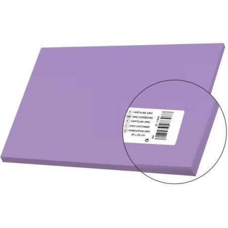 Cartulina Sirio Violeta 50cm x 65cm 170gm x 1 Pliego