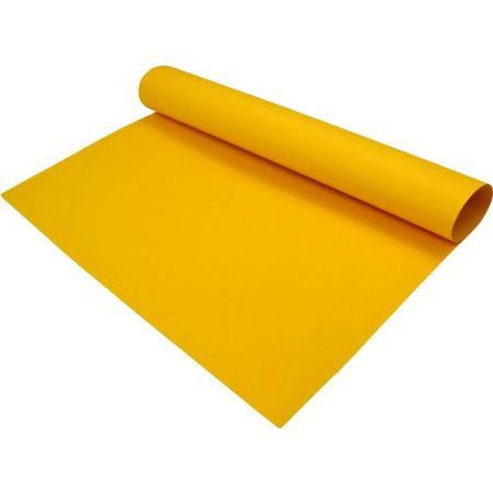 Cartulina Sirio Amarillo Oro 50 x 65 cm 170 g