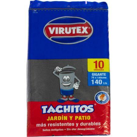 Bolsa para Basura 140 L Paquete x 10 Unidades