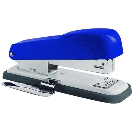 Engrapador de Metal Azul con Sacagrapas
