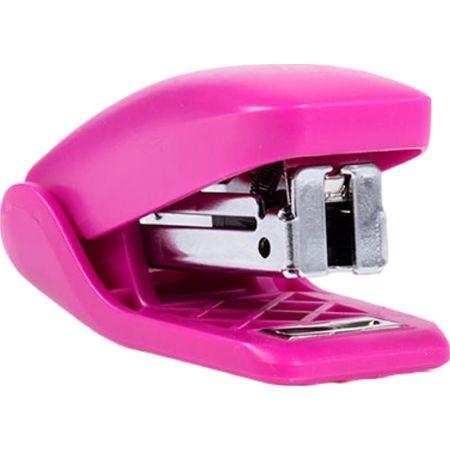 Engrapador Mini M-634 de Plástico Rosado