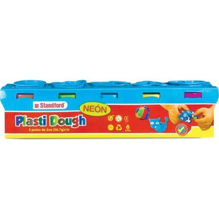 Plastidough Pack  x 4 Unidades