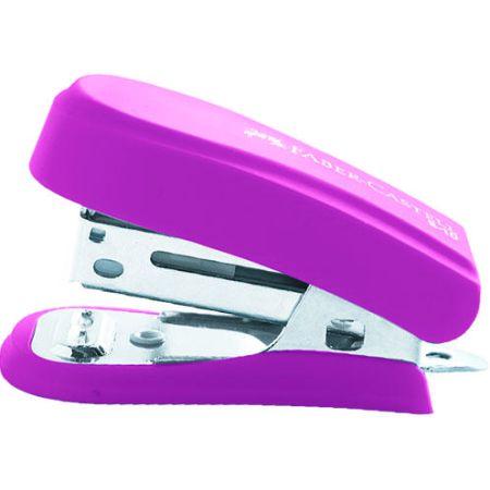 Engrapador de Plástico Rosado Mini E-10 x 10 Hojas