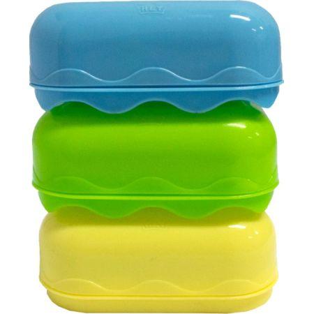 Jabonera de Plástico JBX8000 Colores Surtidos x 1 Unidad
