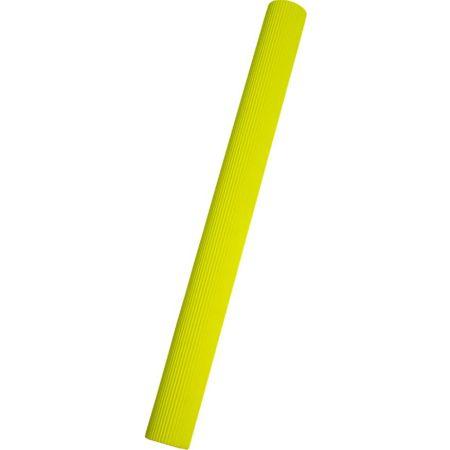 Cartulina Corrugada Amarillo Rollo x 1 Pliego Neón