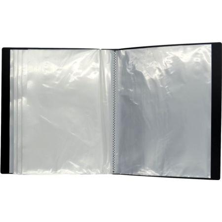 Catálogo A4 para 80 Hojas Negro x 1 Unidad