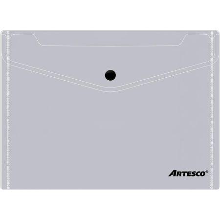 Sobre Porta Documentos con Broche A5 Transparente