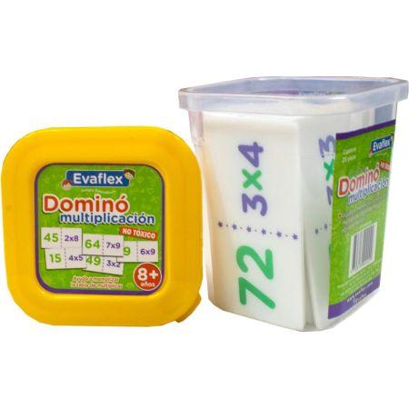 Domino Multiplicaciones Taper x 28 Piezas