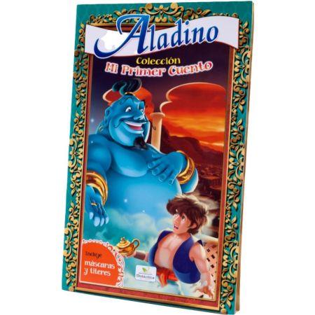 Cuento Aladino con Máscara