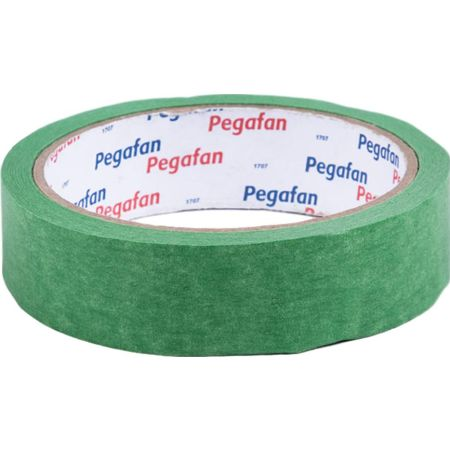 Cinta Masking Tape 1 in x 20 yd Verde