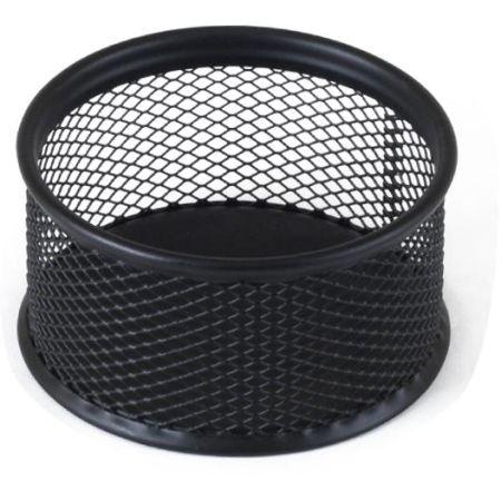Porta Clips Negro de Metal
