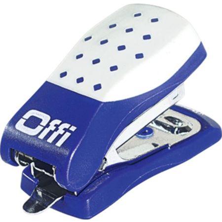 Engrapador de Plástico Azul Mini 283 x 15 Hojas