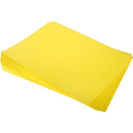 Folder Manila A4 Amarillo Paquete x 25 Unidades
